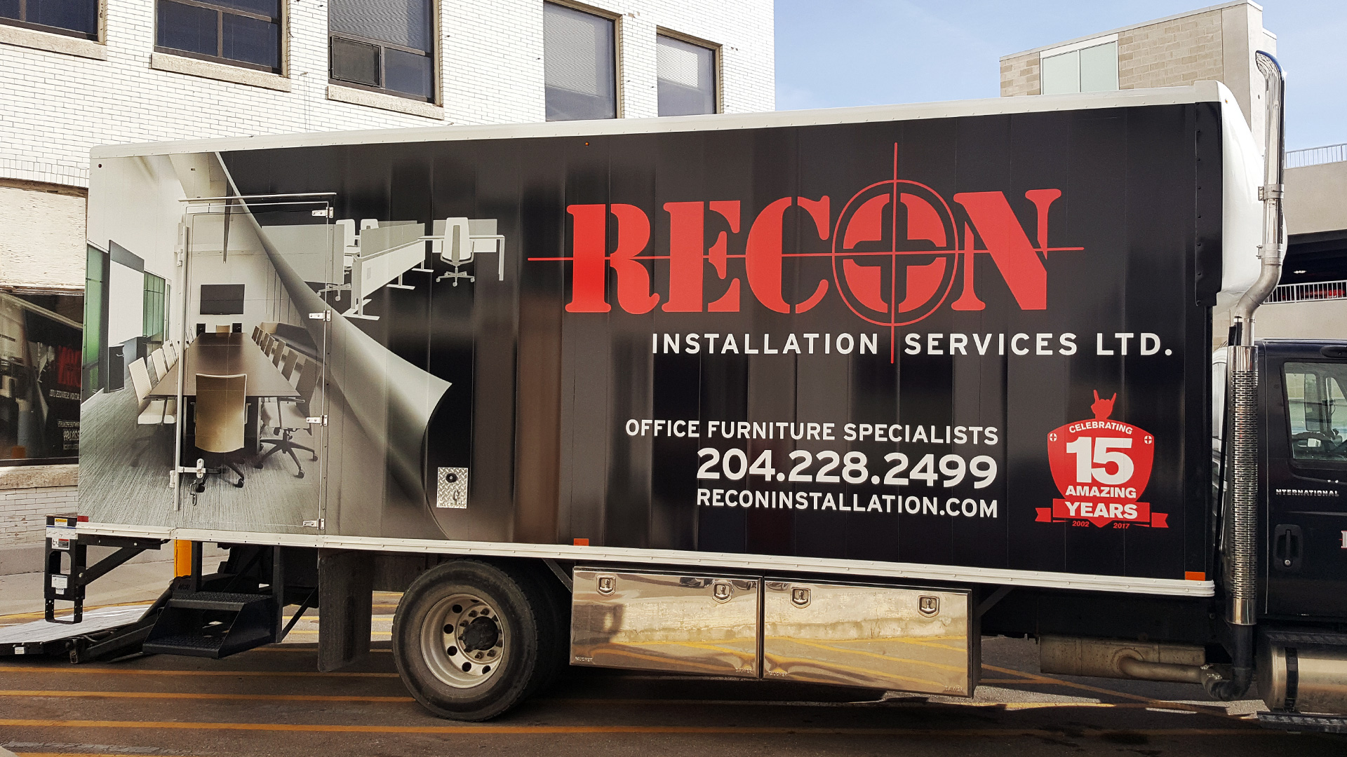 Recon Installation Services